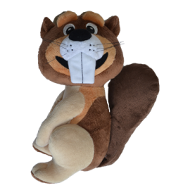 Baxter Beaver Soft Toy
