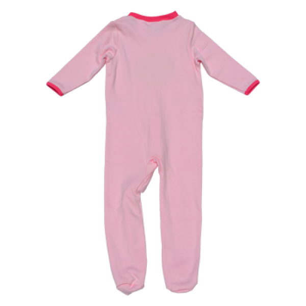 Soft sleep romper